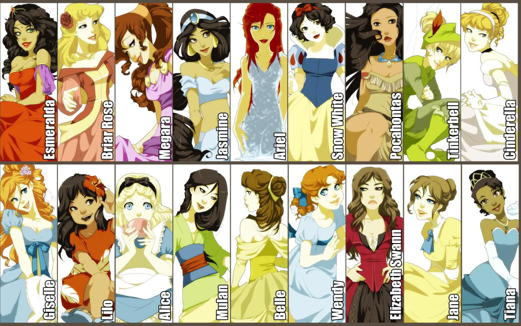 Ariel Mermaid Sisters Names